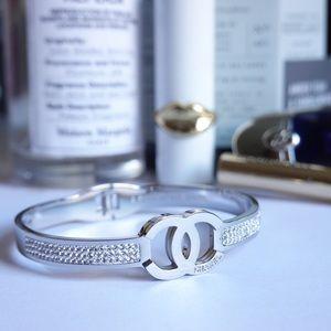 Chanel bracelet silver